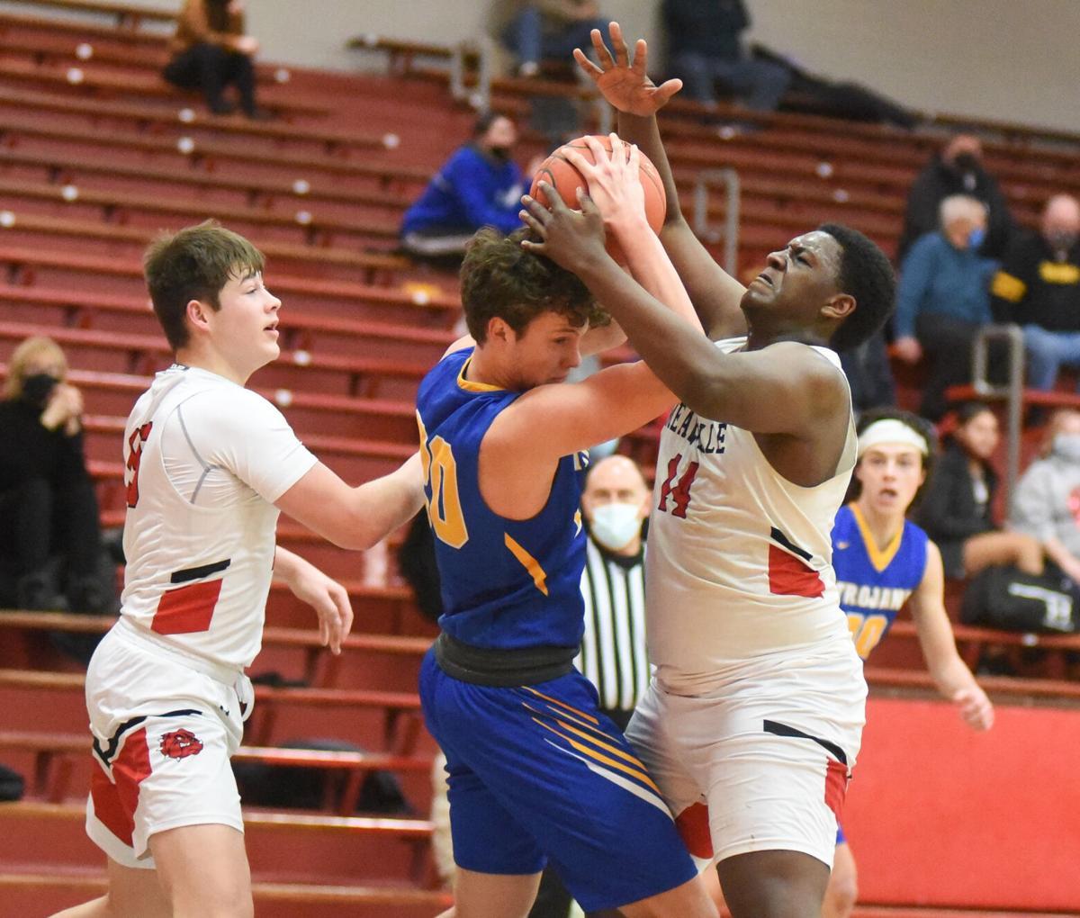 Boys Basketball - Meadville vs. Greenville