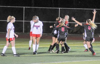 Meadville girls soccer