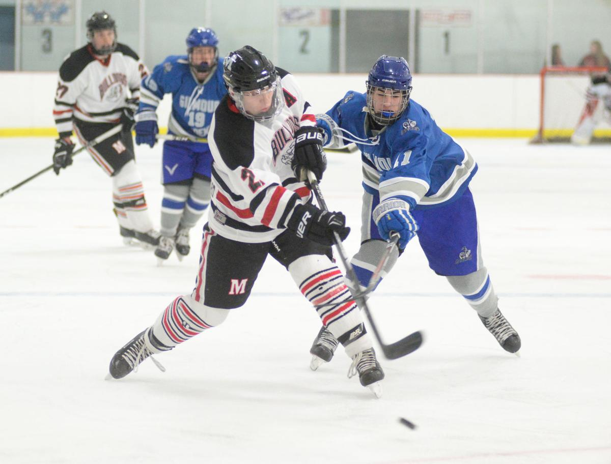 H.S. HOCKEY: Short-handed \'Dogs fall to Gilmour despite great effort ...