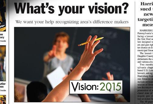 What's your vision?     meadvilletribune com