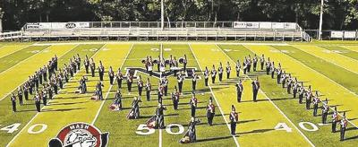 High school bands adjust to new season