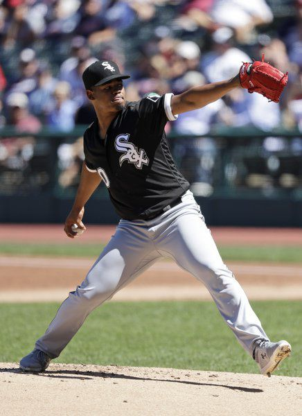 MLB: López one-hits Indians to lead White Sox