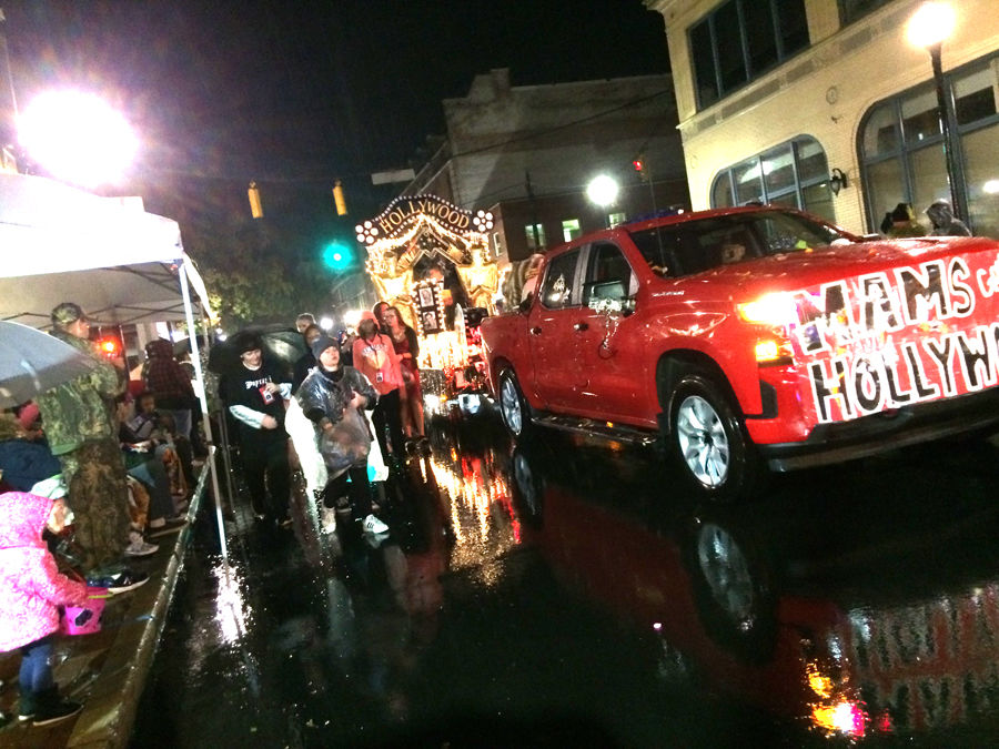 Meadville Halloween Parade 2020 Lights, camera and umbrellas at Meadville Halloween Parade | News