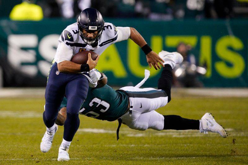 NFL: Seahawks knock Wentz, Eagles out of postseason