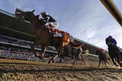 HORSE RACING: Another Triple Crown surprise as Sir Winston takes Belmont
