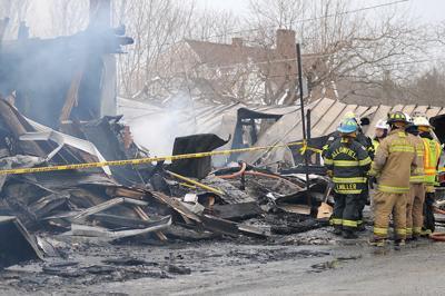 Adamsville fire