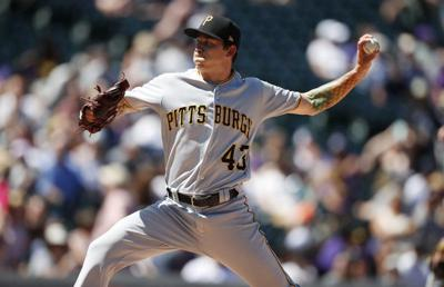 MLB: Brault pitches into seventh, homers as Pirates sweep Rockies
