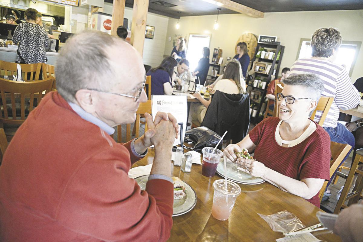 Downtown Meadville enjoys recent restaurant renaissance