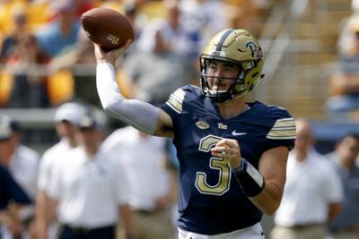Dinucci Creates Dilemma For Pitt At Qb Sports Meadvilletribune Com