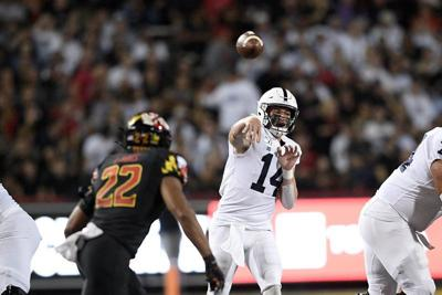 COLLEGE FOOTBALL: Nittany Lions surge on offense and defense