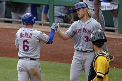 MLB: Syndergaard stellar in helping Mets rout Pirates
