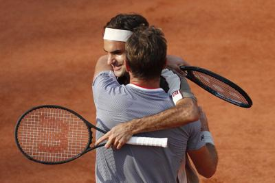 TENNIS: Federer gets past Wawrinka, will face Nadal in semifinals
