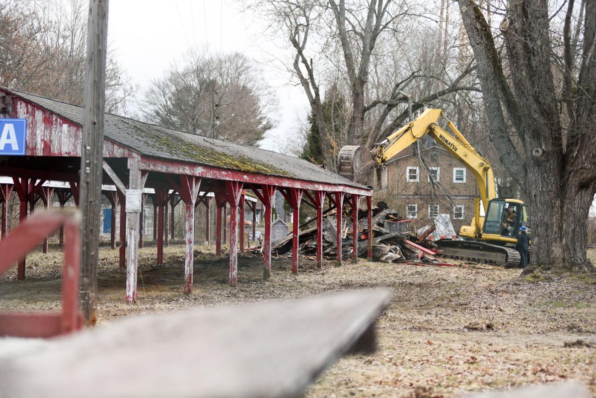Conneaut Lake Park Blight Demolition