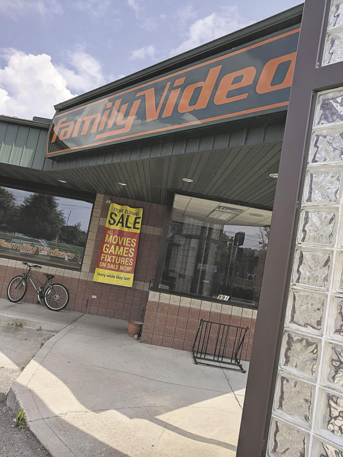 Family Video in Meadville to close   News   meadvilletribune com
