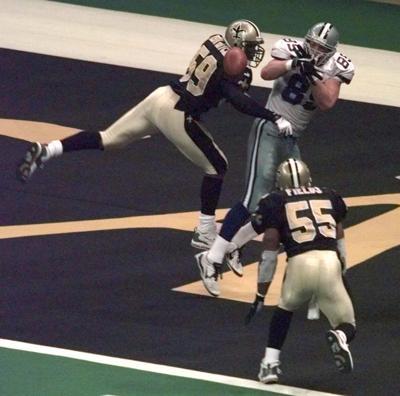 Former NFL linebacker credits yoga for saving his life