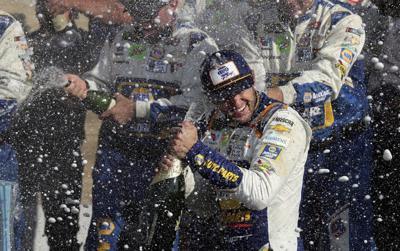 NASCAR: Elliott repeats at Watkins Glen