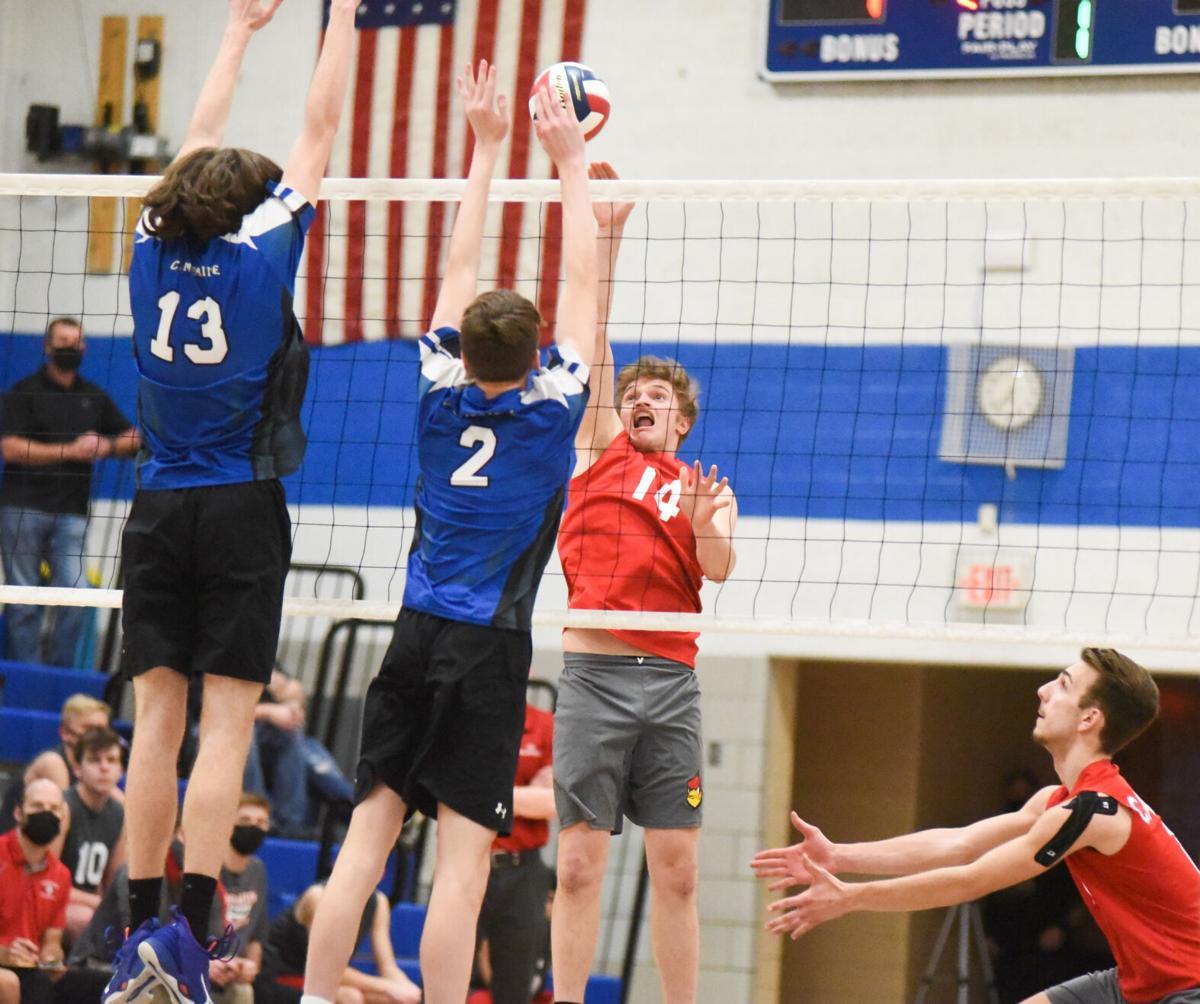 Boys Volleyball - Cochranton vs. Cambridge Springs