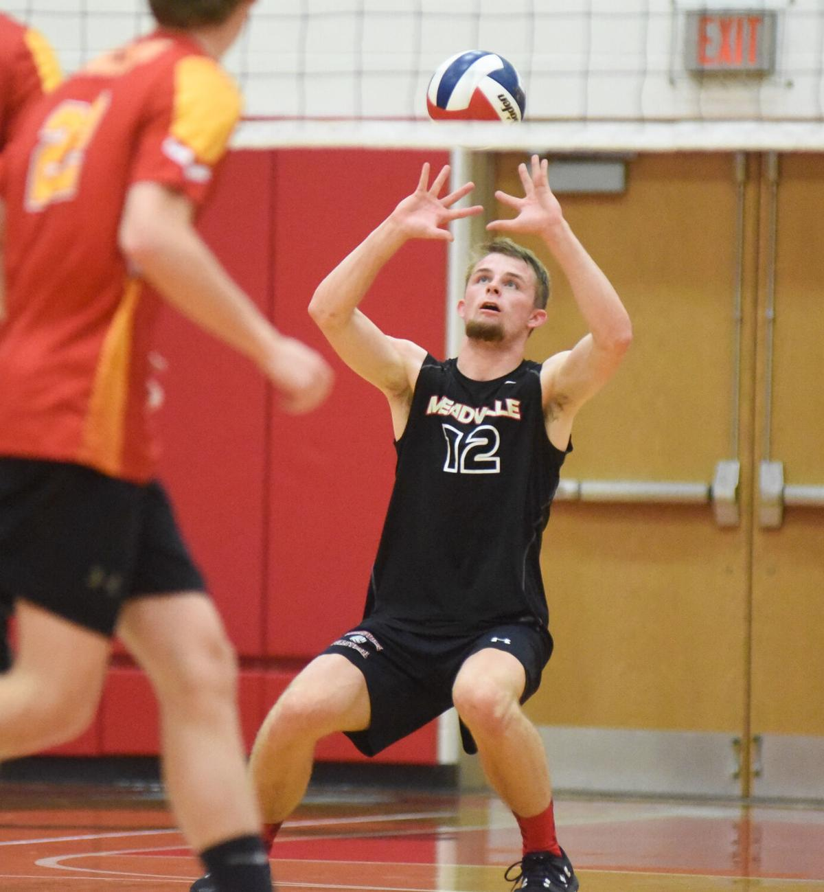 PIAA Playoffs Boys Volleyball - Meadville vs. North Catholic