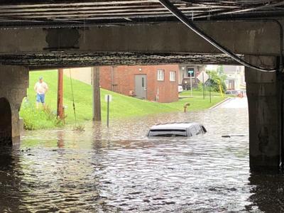 Grove City flooding