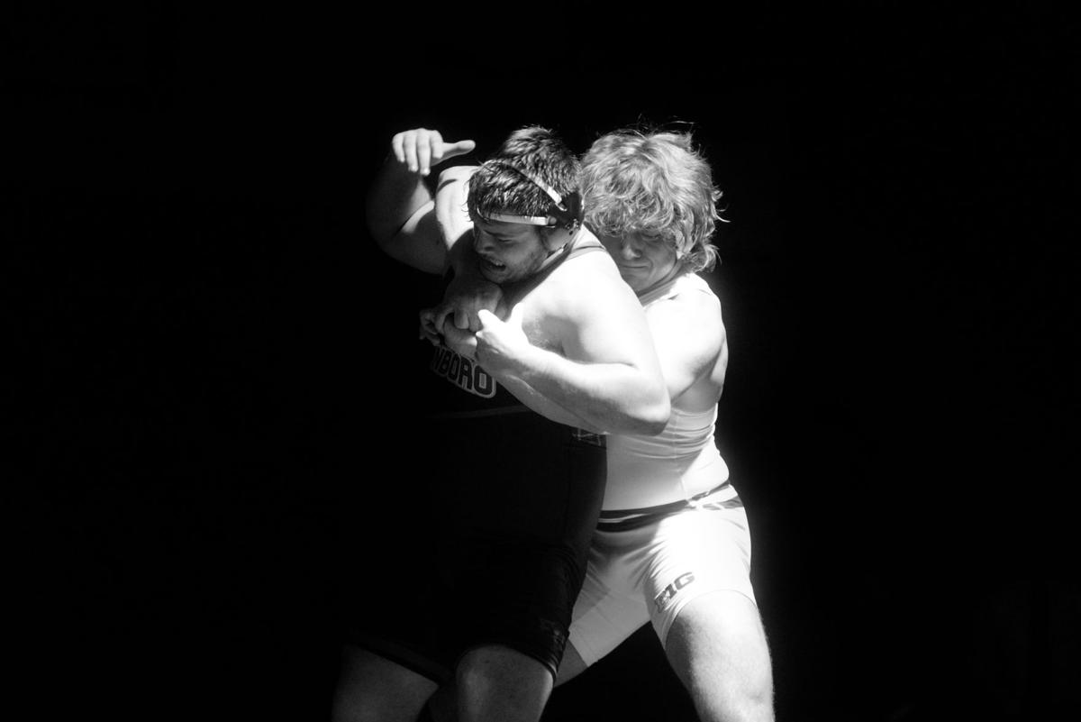 College Wrestling - Edinboro vs. Wisconsin