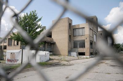 Former Talon buildings to come down   News