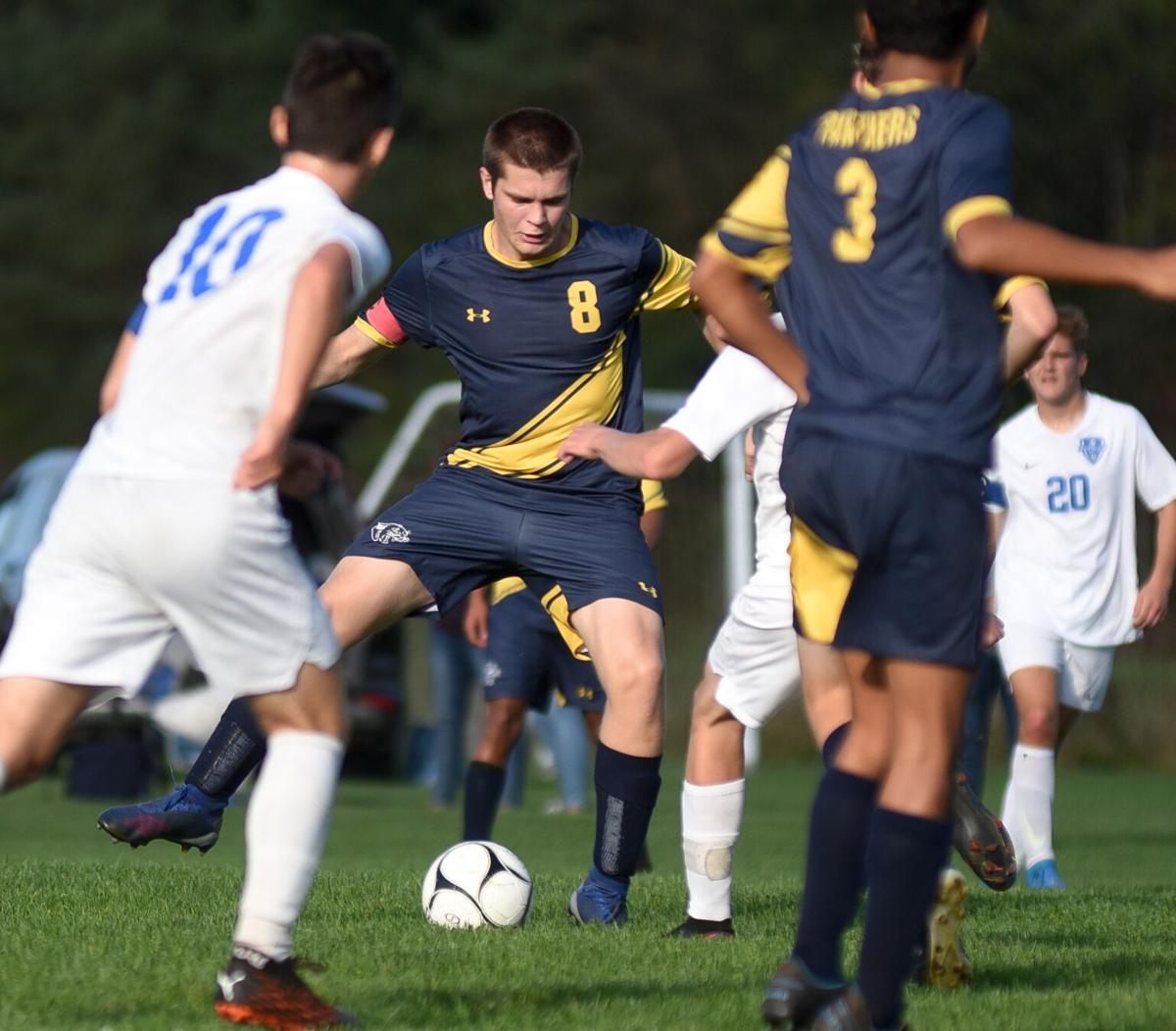 Boys Soccer - Saegertown vs. Seneca