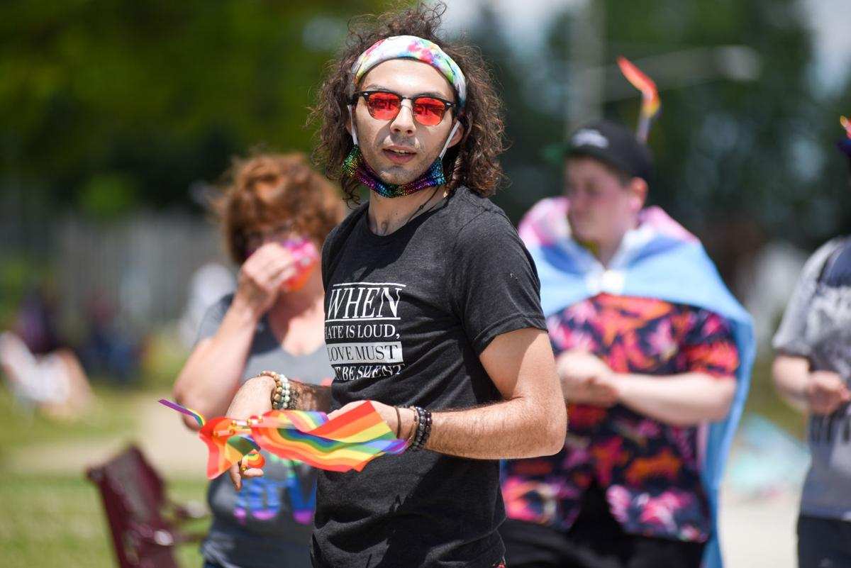 Crawford County Pride March