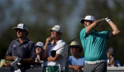 GOLF: Lewis gets to PGA Tour when he least expected it