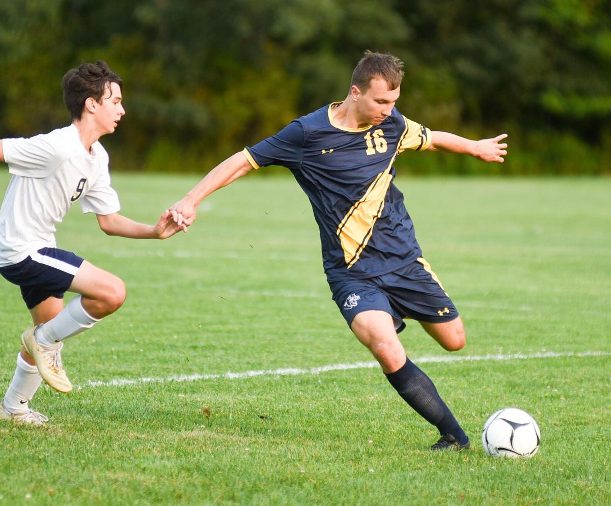 Boys Soccer - Saegertown vs. Conneaut OH