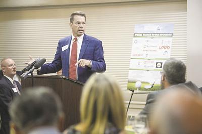 Featured speaker outlines French Creek corridor development