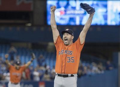 MLB: Verlander pitches third career no-hitter