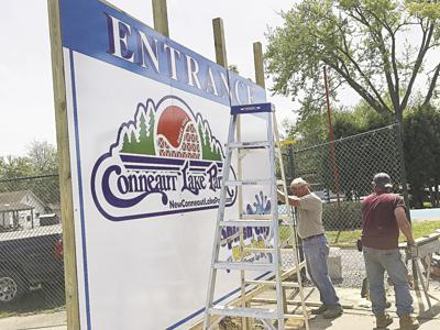 Conneaut Lake Park improves as opening weekend nears   News