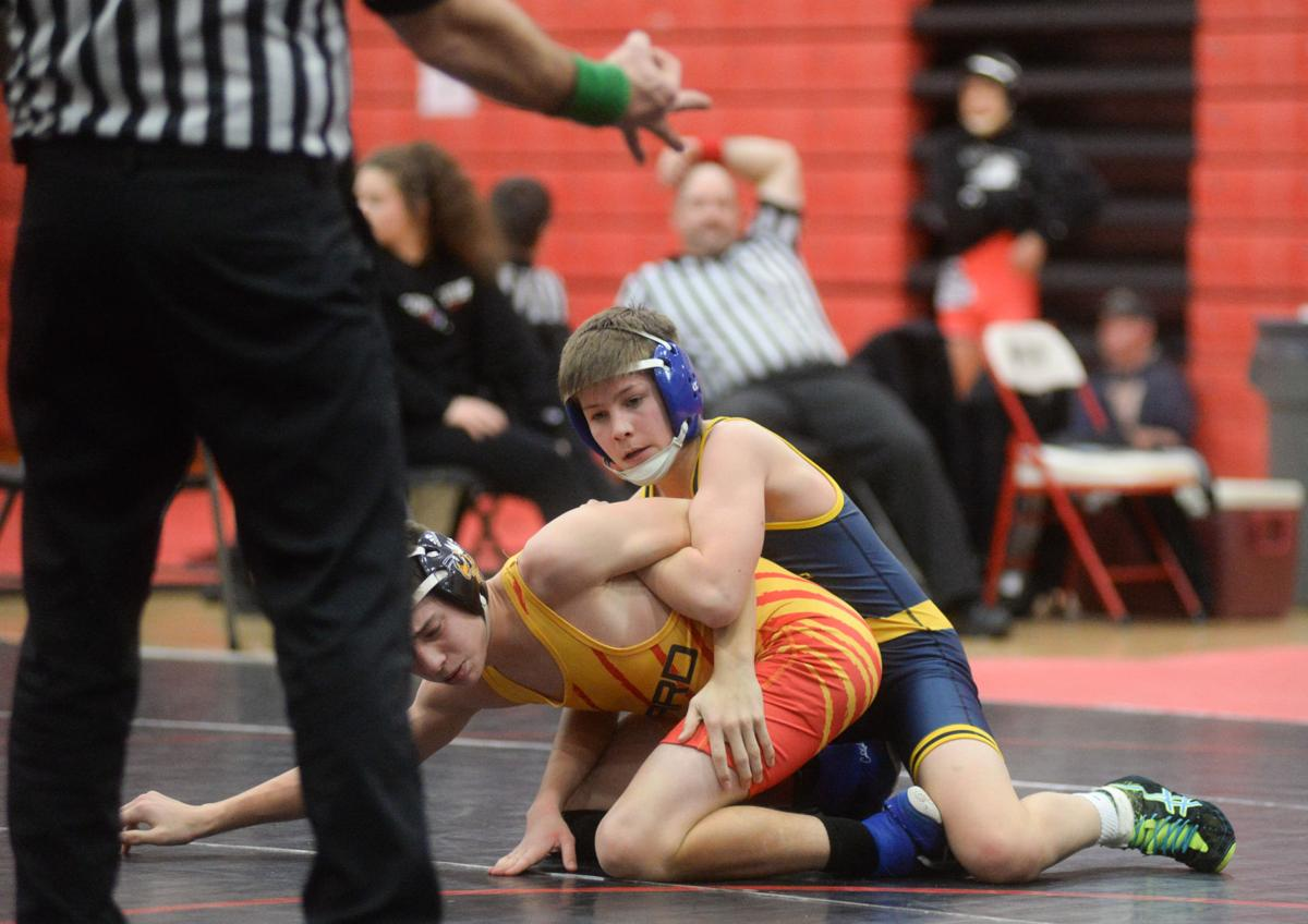 Tool City Wrestling Tournament - Day 1