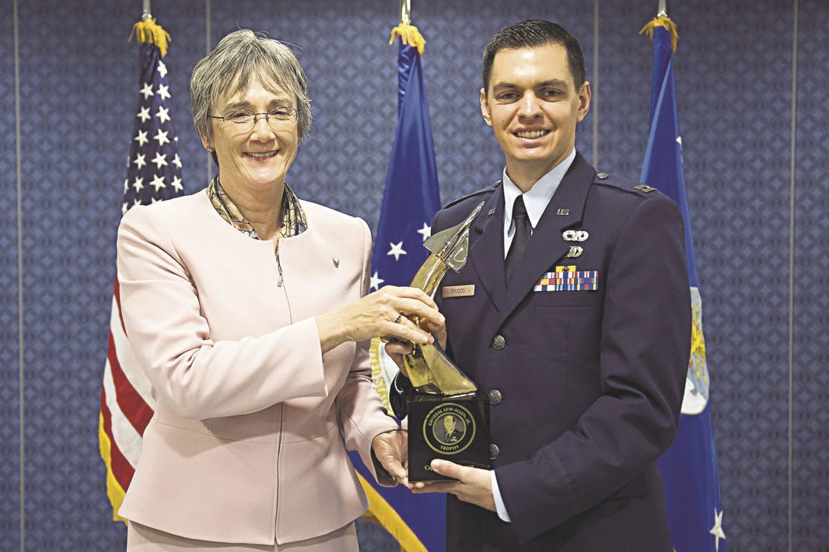 Meadville native wins prestigious Air Force award   News