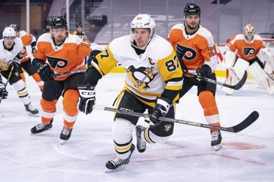 Penguins Crosby 1000th Hockey