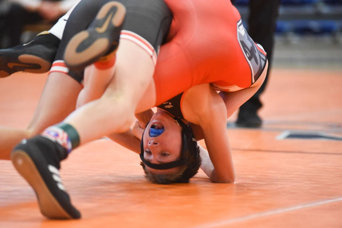 District 10 Class 3A Wrestling