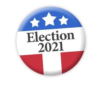 Election 2021 button