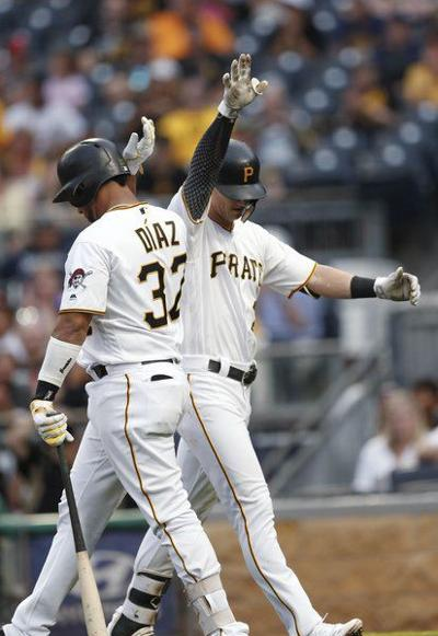 MLB: Newman, Marte lead Pirates to win over Brewers