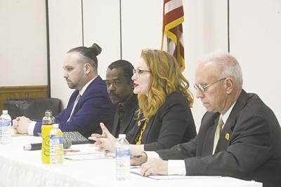 Democratic City Council candidates weigh in on issues facing