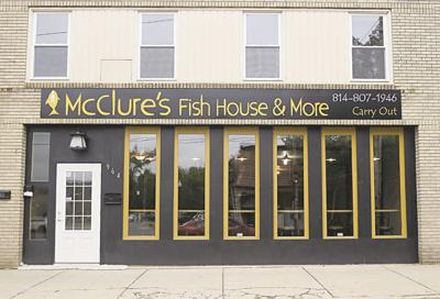 McClure's Fish House & More