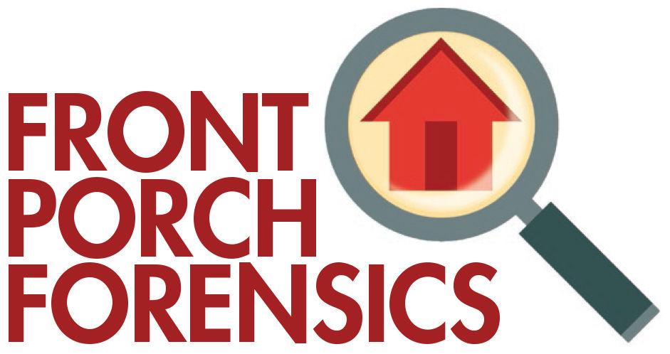 Front Porch Forensics logo
