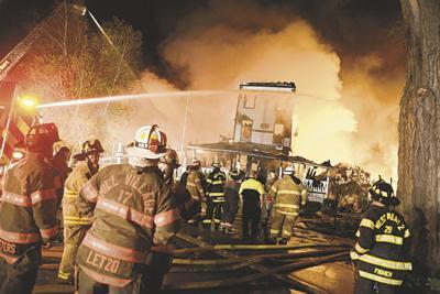 Riverside Inn fire