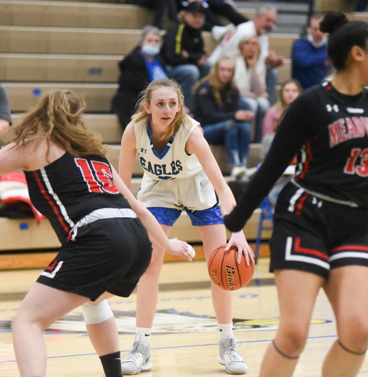 Girls Basketball - MASH vs. CASH