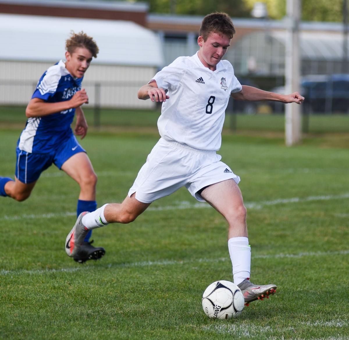Soccer - Crawford Christian Academy vs. CASH