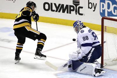 Lightning Penguins Hockey