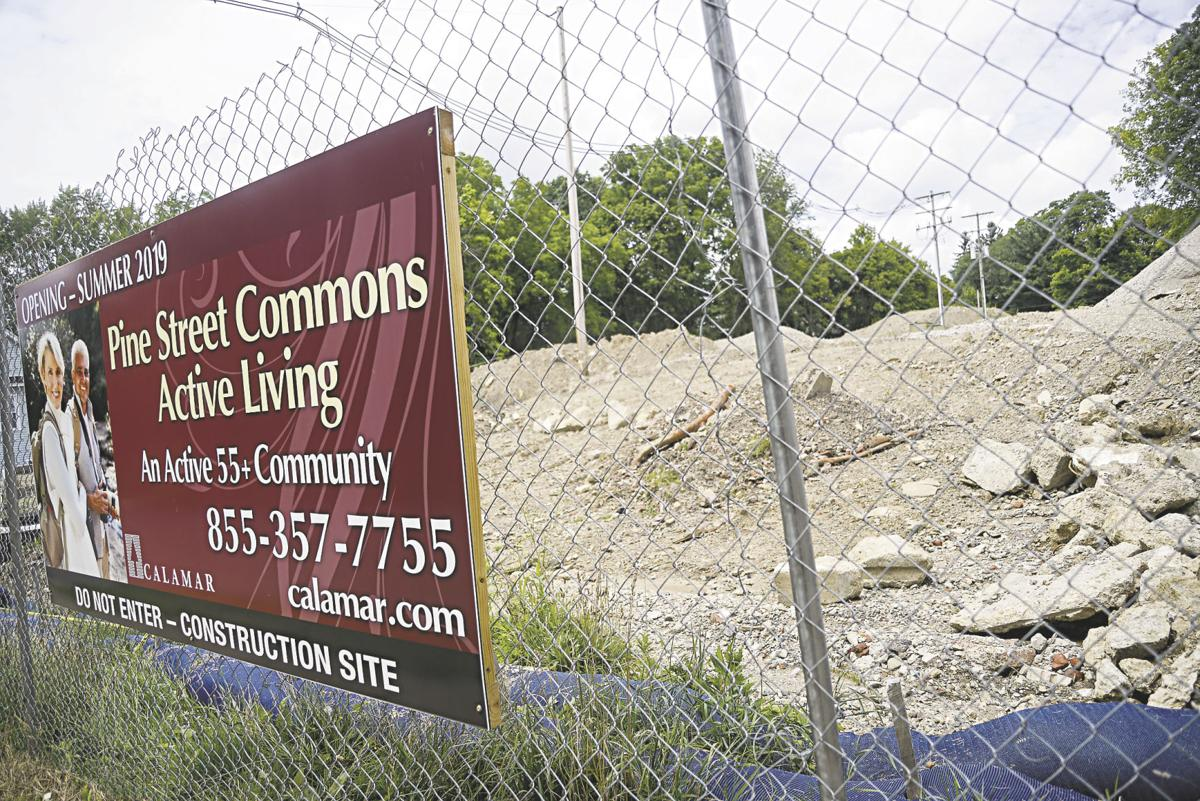 Redesign needed at senior apartment complex in Meadville