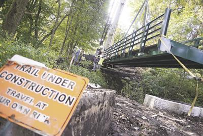 Ernst Trail bridge