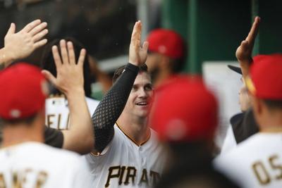 MLB: Reynolds slugs Pirates past Yelich-less Brewers