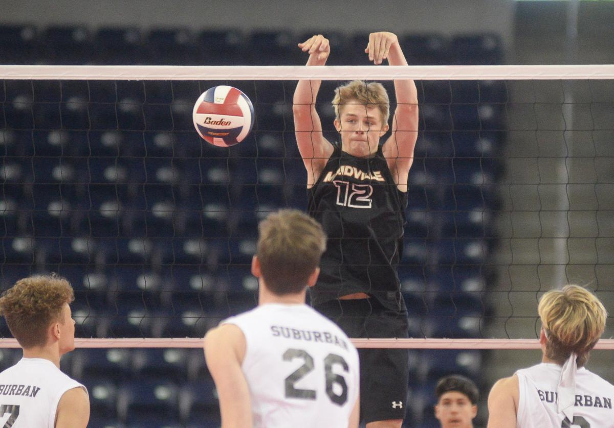 PIAA Boys Volleyball Class 2A State Championship Game
