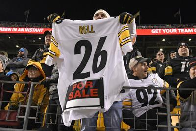 7c194d38721 Steelers won t tag Bell  will explore trade for Brown